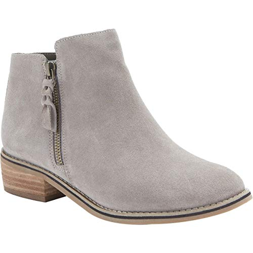 Blondo Liam Women's Mushroom Suede Waterproof Bootie 8M