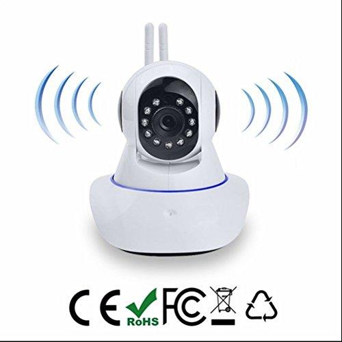 HD Wireless IP Security Camera,WiFi Wireless 720P Cámara IP,HD 720P IP Inalámbrica SANNCE Cámara Serveillance Cámara P2P Red de Seguridad Monitor de Bebé Hogar Inteligente WiFi cámara
