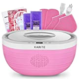 KARITE Paraffin Wax Machine for Hand and Feet, Fast Wax Meltdown...