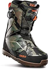 One of the most recognized boots in the world, the Lashed lives up to its expectations. Makes adjustments on the fly and find your perfect fit with the dual Boa system. Know for ultimate fit with the Independent Eyestay, medium flex and support this ...