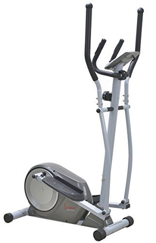 Sunny Health & Fitness SF-E3609 Elliptical Machine