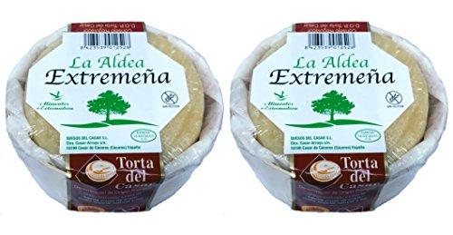 """Torta del Casar Mini (2 unidades) """"La Aldea Extremeña"""""""