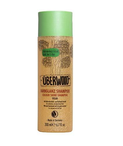 Überwood - Farbglanz Shampoo für coloriertes Haar - 200 ml