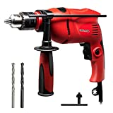 Toolman Electric Power Drill Driver Variable Speed 1/2' 6.4A For Heavy Duty Corded DB5305