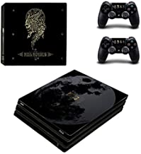 Teemeow PS4 Pro Whole Body Vinyl Skin Sticker Decal Cover for Playstation 4 System Console and Controllers – role-playing game