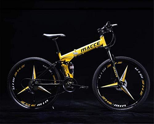 Ligero, Adulto de bicicletas de montaña, bicicletas de doble freno de disco...