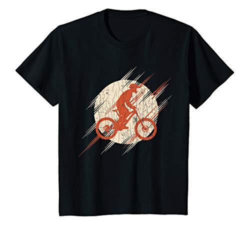 Youth Mountain Bike Biking Gift Youth Boys T-Shirt