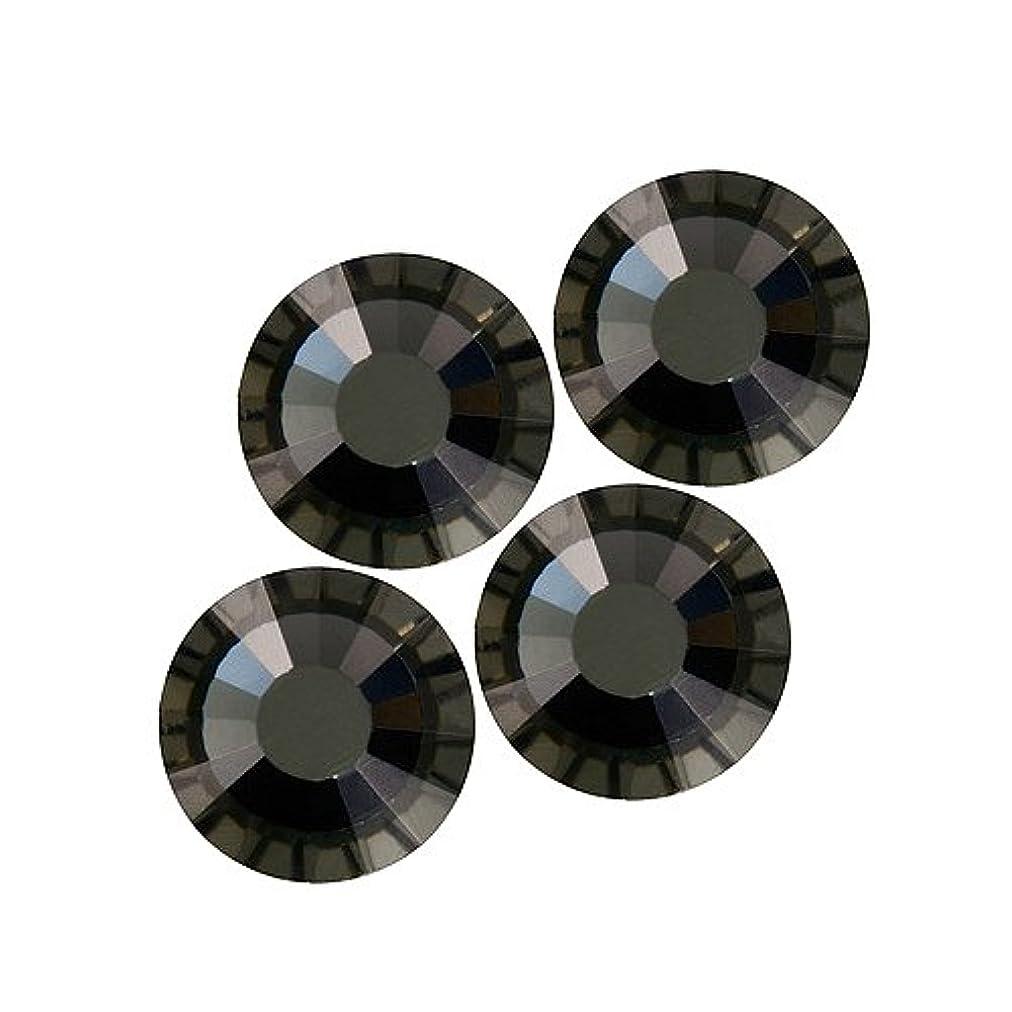 福祉まぶしさ発掘するバイナル DIAMOND RHINESTONE ブラックダイアモンド SS6 720粒 ST-SS6-BKD-10G