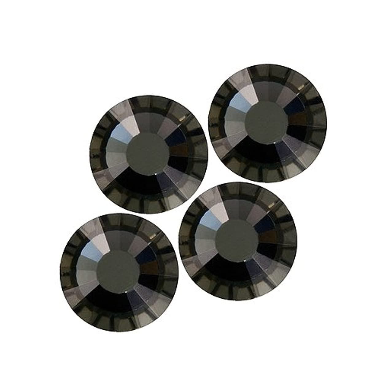 お手伝いさん火傷終わらせるバイナル DIAMOND RHINESTONE ブラックダイアモンド SS5 720粒 ST-SS5-BKD-5G