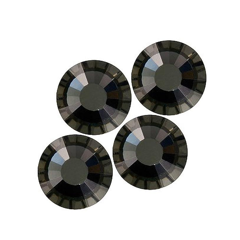 シャツに同意するミスバイナル DIAMOND RHINESTONE ブラックダイアモンドSS6 720粒 ST-SS6-BKD-5G