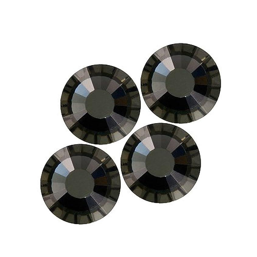 余剰スタイルマディソンバイナル DIAMOND RHINESTONE ブラックダイアモンド SS5 720粒 ST-SS5-BKD-5G