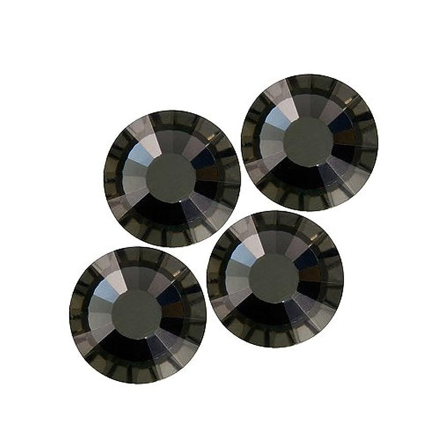 イソギンチャク作詞家過剰バイナル DIAMOND RHINESTONE ブラックダイアモンドSS6 720粒 ST-SS6-BKD-5G