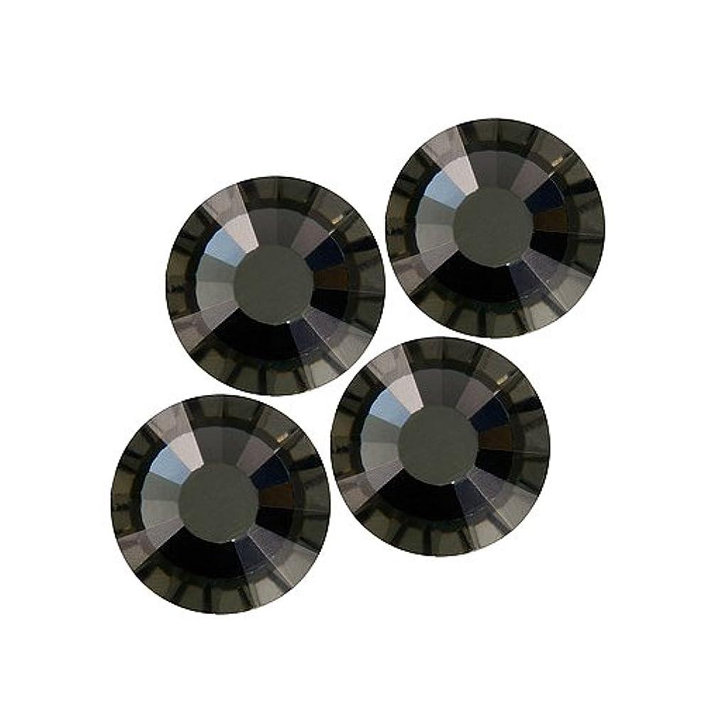 元気小麦粉比較的バイナル DIAMOND RHINESTONE ブラックダイアモンド SS6 720粒 ST-SS6-BKD-10G