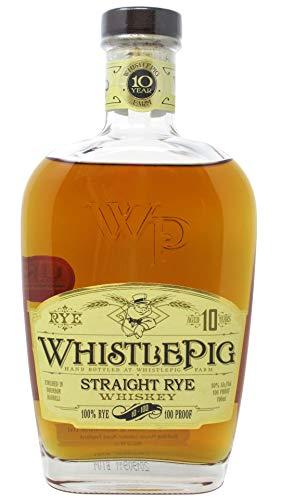 Whistlepig Straight Rye 10Y - 700 ml