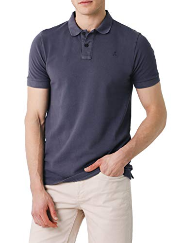 Scalpers LS Summer Polo Tricot Jersey para Hombre