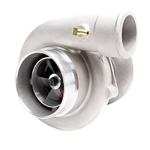 TX-72-68 Anti-Surge Turbocharger .81 AR T4 Flange / 3 in. V-Band Exhaust