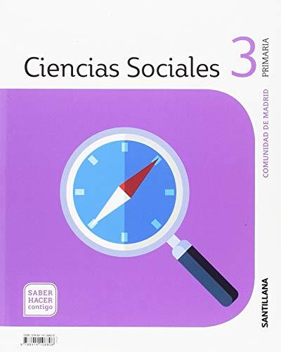 CIENCIAS SOCIALES 3 PRIMARIA SABER HACER CONTIGO
