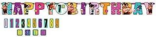 Wreck-It Ralph 'Ralph Breaks the Internet' Jumbo Letter Banner Kit (1ct)