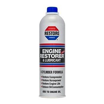 Restore  00016 8-Cylinder Formula Engine Restorer & Lubricant - 16 oz.