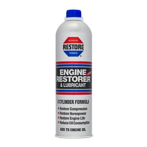 Restore (00016 8-Cylinder Formula Engine Restorer & Lubricant - 16 oz.