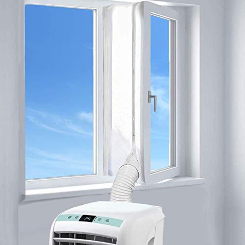 Fensterabdichtung für mobile Klimaanlagen,Klimaanlage, Ablufttrockner, Klimaanlage Auslass an Fenster, Dachfenster, Flügelfenster