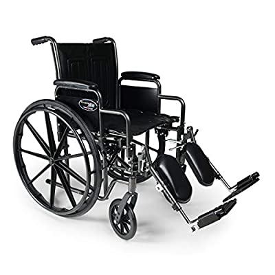 Everest & Jennings Traveler SE Wheelchair