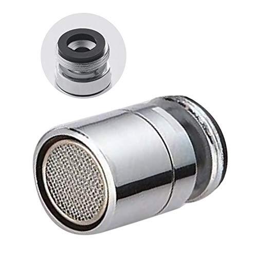 KPPOG 1pc Faucet Sprayer 360 ° Cocina giratoria Pulverizador de Grifo Movible Cocina Tap Cabeza Fregadero Pulverizador Acceso fijador Boquilla para la Cocina (Color : 2)