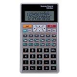 MTFZD Calculadora Científica De Ingeniería De 2 Líneas, Adecuada Compatible Escuelas Y Negocios
