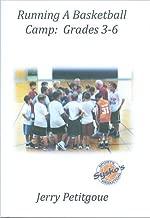 running a basketball camp