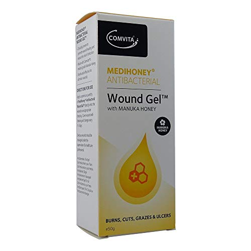 MEDIHONEY antibakterielles Wundgel Wundverband 50 g