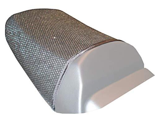 Cubierta TRIBOSEAT para Asiento Antideslizante Accesorio Personalizado Negro Compatible con Suzuki Bandit...
