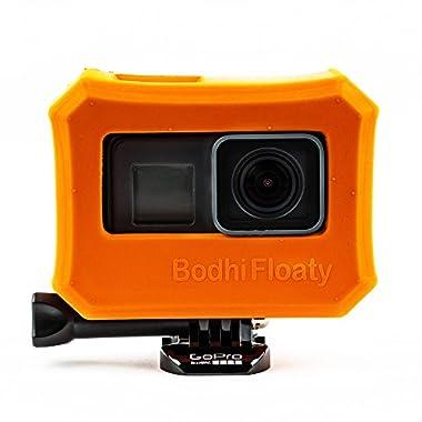 Bodhi Floaty Case, Orange for GoPro HERO 6, HERO 5 Black and HERO 2018