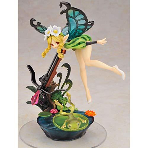 YTO Odin Field, Mercedes, Mersetis, Fairy Queen, Decoraciones de Figuras