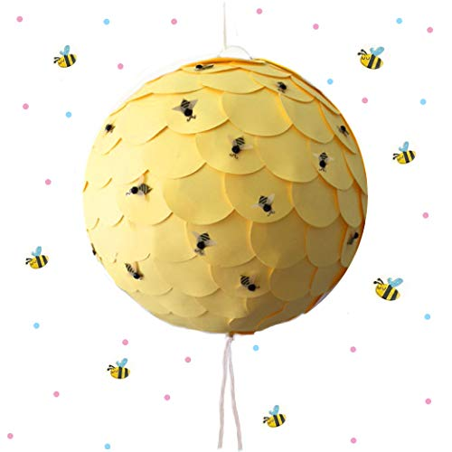 Bee Gender Reveal Piñata, Baby Shower Piñata