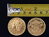 Sahara (2005) Par de Monedas de Oro AFTAL