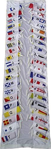 Internationales Flaggenalphabet, Signalflaggensatz 30x24