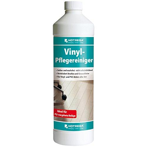 HOTREGA PU-Reiniger - Vinyl Pflegereiniger 1L - PU...