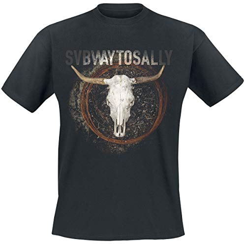 Subway To Sally BullnTheWoods T-Shirt schwarz L