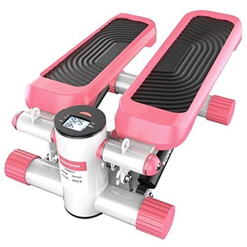 T-Day Stepper Máquinas de Step Mini de Pasos, Paso Entrenador Equipo de la Aptitud Máquinas de Ejercicios, Escritorio Pedal ejercitador con diseño único, Pedales cómodos