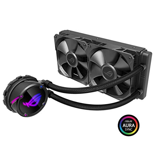 ASUS ROG Strix LC 240 RGB AIO Liquid CPU Cooler
