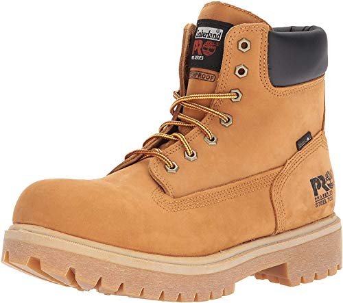 """Timberland PRO 65016 Hommes Direct Attach 6"""" Steel Toe démarrage (Wheat, 8.5 M US)"""