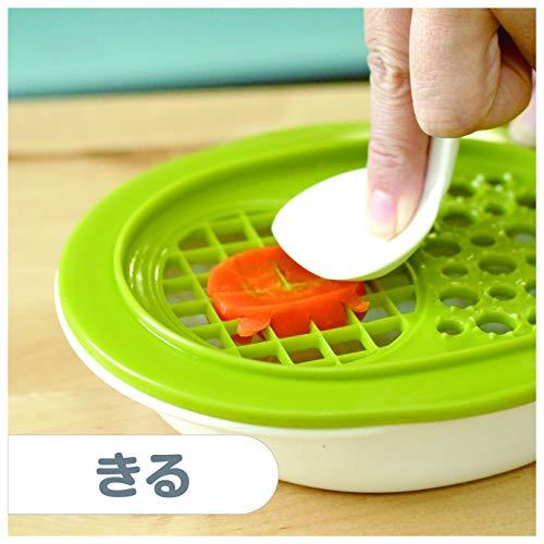 エジソン(EDISON)離乳食調理セットママごはんつくってKJ4301