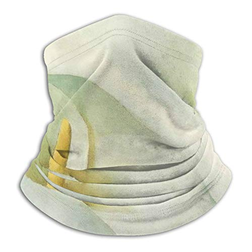 YBEAYQYXR Calla Lilies - Pasamontañas unisex de microfibra, protector solar, resistente al viento, para exteriores