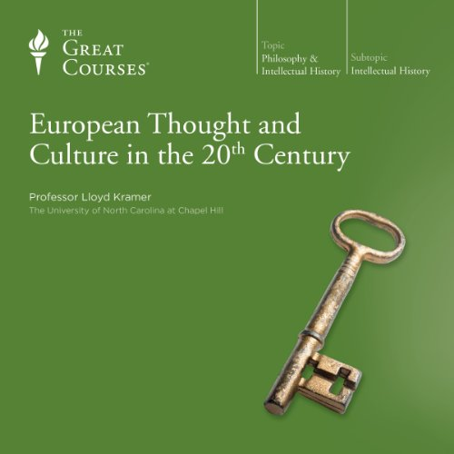 『European Thought and Culture in the 20th Century』のカバーアート