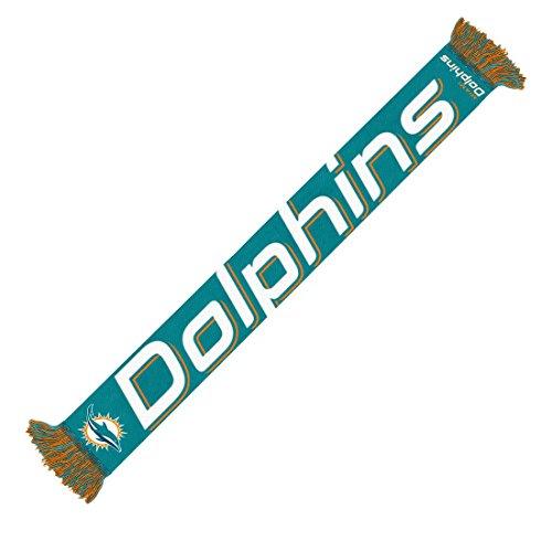Miami Dolphins 2014 NFL Wordmark Scarf