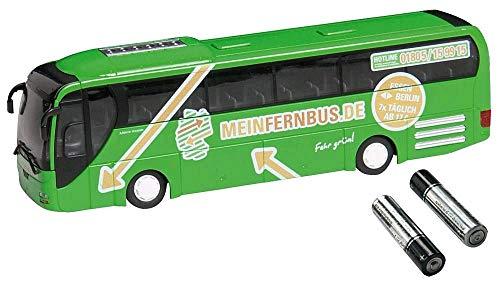 Faller FA161496 - Man Lions Coach Bus MeinFernbus, Rietze, Zubehör für die Modelleisenbahn, Modellbau