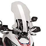RONGLINGXING Pieces de Sport Motorise For Honda Xadv Xadv 750 2017 2018 2019 2020 Accessoires moto écran pare-brise Carénage Pare-brise (Color : Transparent)