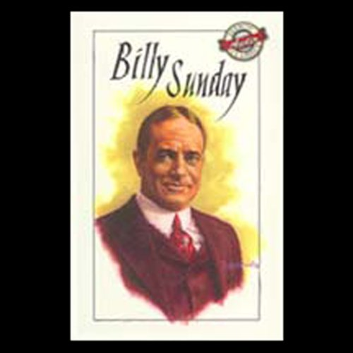 Billy Sunday audiobook cover art