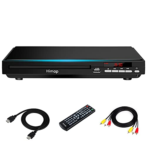 DVD Player, DVD Players for TV Region Free DVD Disc Players DVD CD Recorder...