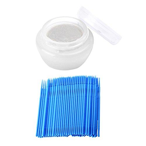 Wimpernentferner - Lashes Remover - Glue Remover Cream - Wimpernverlängerung Kleber Entferner...